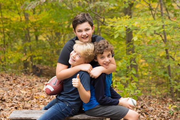 Fall 2017 - Cooper, Cole, and Bastian