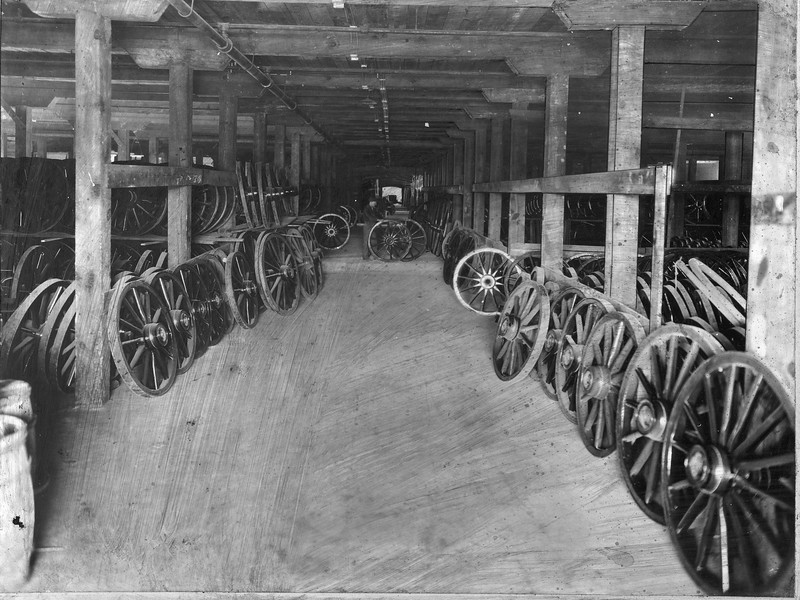 Thornhill Wagon Company storage facility (03090)