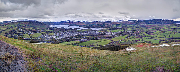 The View From Latrigg