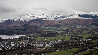 Latrigg : The North Western Fells