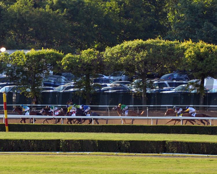 Belmont Race Sequence #9 - Chad B. Harmon