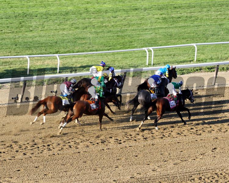 Belmont Race Sequence #2 - Chad B. Harmon