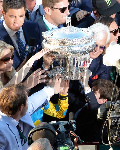 Belmont Trophy Chad B. Harmon