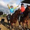 Belmont Stakes winner American Pharoah.<br /> Coglianese Photos