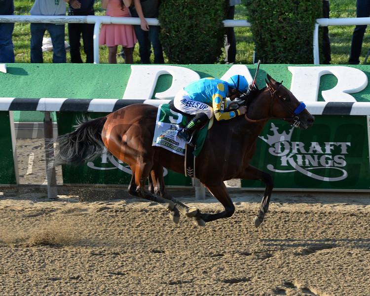 American Pharoah Belmont Stakes Triple Crown Chad B. Harmon