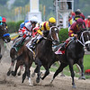 Rachel Alexandra wins the 2009 Preakness Stakes<br /> Jeffrey Snyder