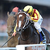Rachel Alexandra wins the 2009 Woodward<br /> Coglianese Photos/Susie Raisher