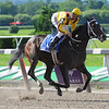 Rachel Alexandra wins the 2009 Mother Goose<br /> Coglianese Photos