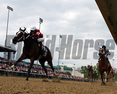 Untapable 1/8th Pole Remote Churchill Downs Kentucky Oaks Chad B. Harmon