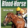 October 13, 2012 Issue 42 Cover of The Blood-Horse featuring Wise Dan on his way to victory in the Shadwell Turf Mile<br /> <br /> © The Blood-Horse