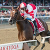 Songbird Coaching Club American Oaks finish