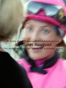 Chantal Sutherland, after a win . . .