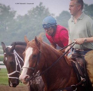 Ashado, ridden by Angel Cordero, Jr., and trainer Todd Pletcher