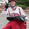 How many winners today Katie Davis