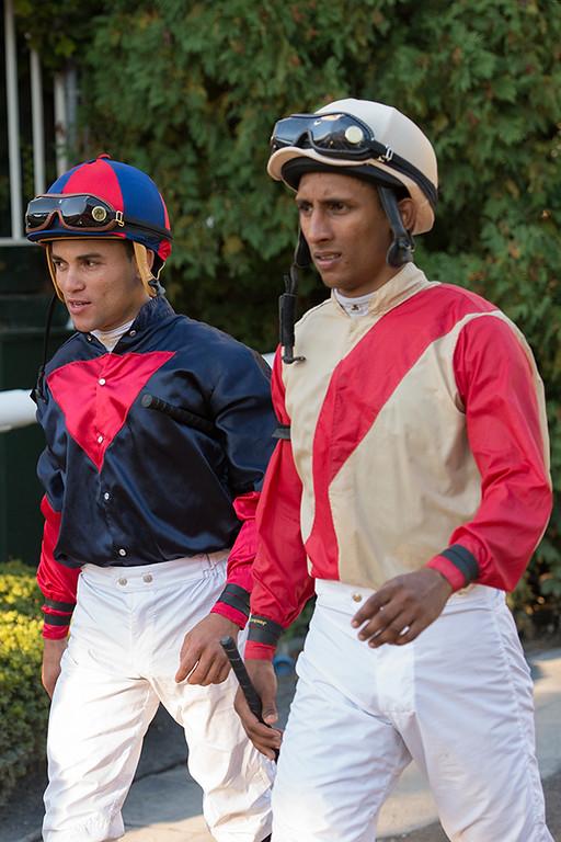 Gold Cup Jockeys