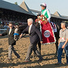 Arrogate Travers return
