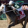 Paola Queen Test Stakes finish