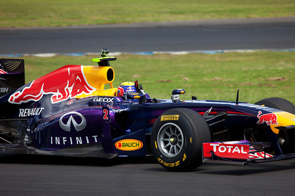 Mark Webber F1 Record