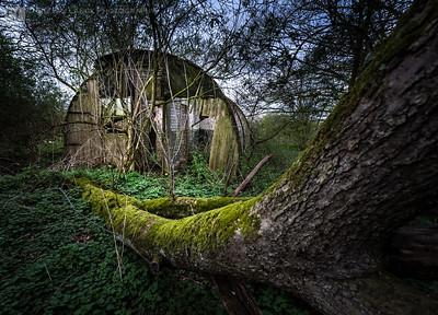 Nissen hut - still standing