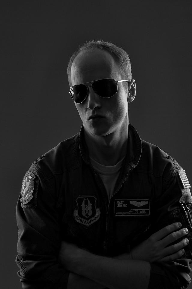 Matt L.  USAF  Pilot   1998-present