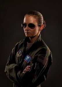 Suzy N.  US Airforce Academy '02    C-130 pilot. Still serving
