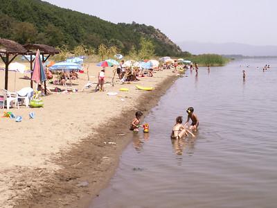 Beach in Stenje