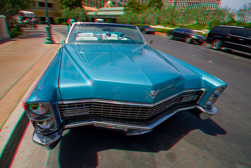Cadillac, Las Vegas