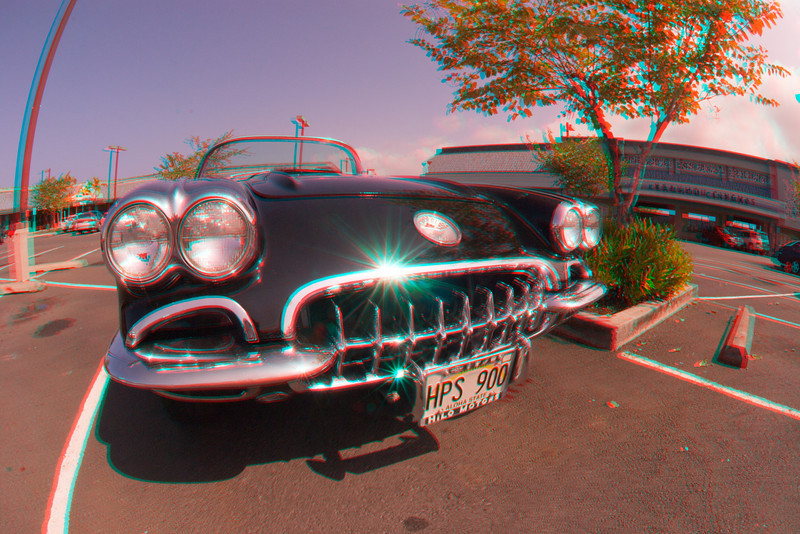 3D image of 1959 Chevrolet Corvette