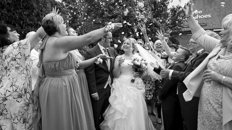 Terri & Jason - The Three Horseshoes Wedding  Photographer - Staffordshire Wedding Photographer  - Neil Currie Photography - Wedding Photography Staffordshire.
