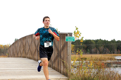 Three Eagle Half-Marathon