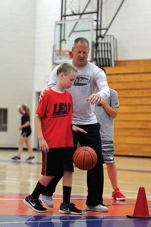 Summer Youth Basketball Camp