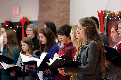 Choir Performance - Women's Club Breakfast