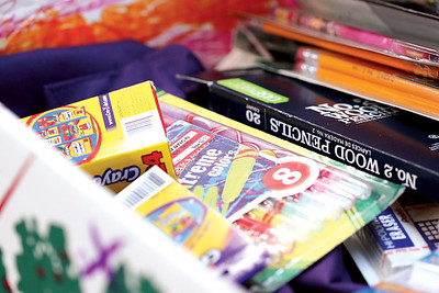 Houston School Supplies