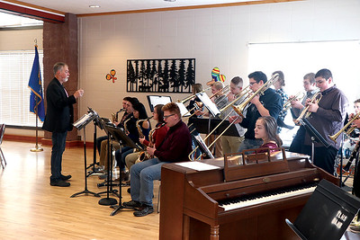 Jazz Band - Women's Club Chili Luncheon