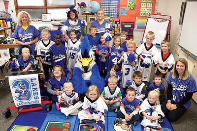 Kindergarten School Spirit