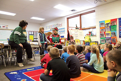 TLE First Grade Holiday Reading