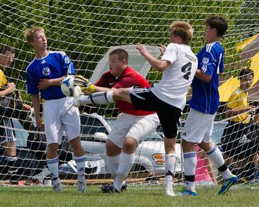 KISS 06/16/2012 Game 1 Three Lions Elite vs TKO PREM 1-0 Win