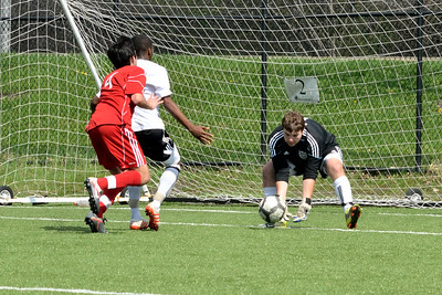 Three Lions U17 Elite Game 3 @ Nike Academy Showcase 2012