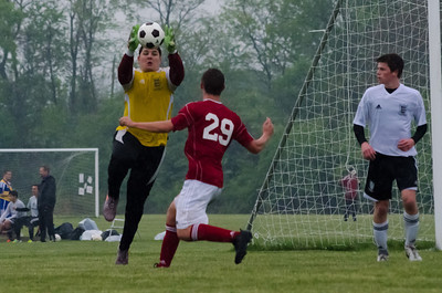 Game 2 vs Avalon FC Luetkemeyer (MO) 2-3 Loss