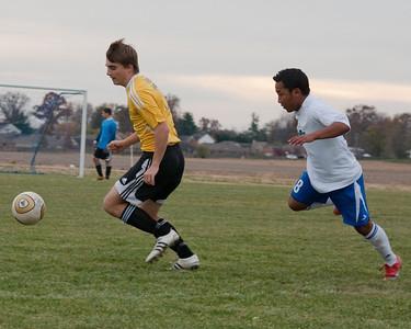 Three Lions U17 Premier @ VIT/2011