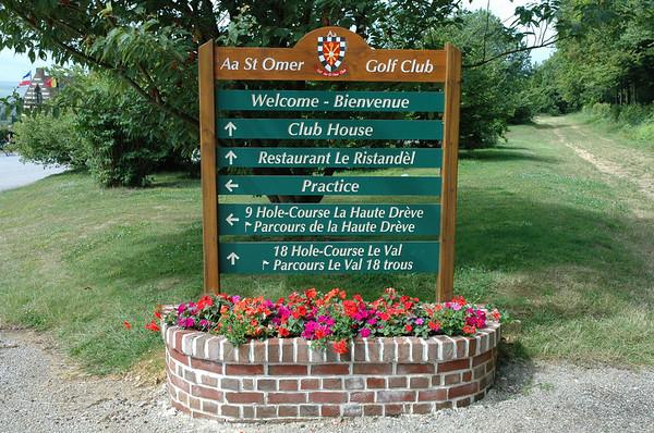Three off the Tee Golf Society