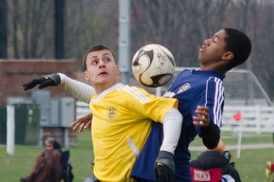 Game 3Three Lions FC U18B Elite  vs United Soccer Alliance of Indiana 95B Premier