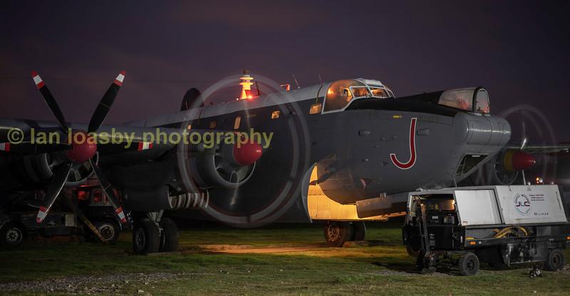 Avro Shackleton WR 962 a Mk 3 varient