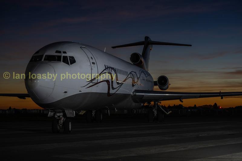 Boeing 727  B-FTOH