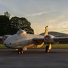 RAF canberra PR9 XH 135