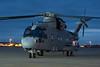 ZJ131 Merlin MOD / Leonardo conversion Yeovil.