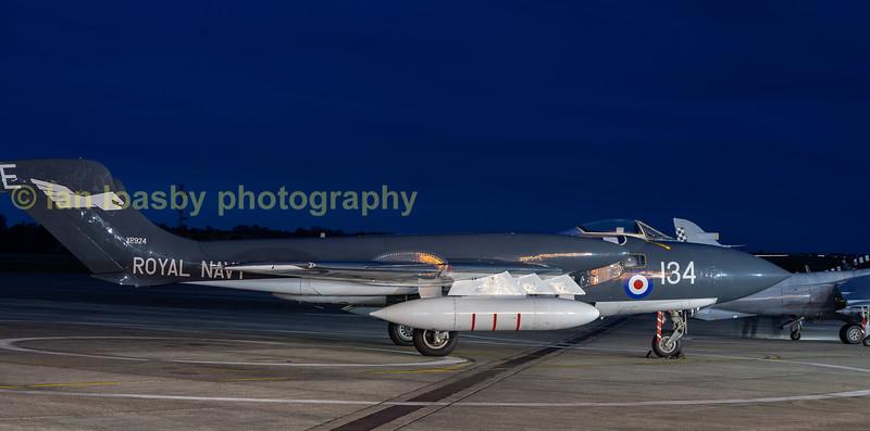 DH Sea Vixen FAW2     XP134
