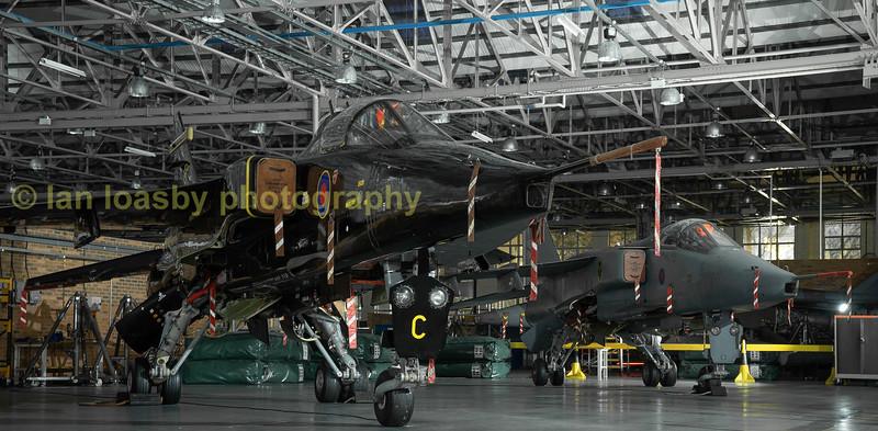Jaguars, XX965  &  XX117