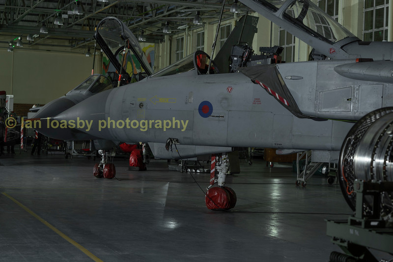 This time GR4 ZA447 is closest to the camera