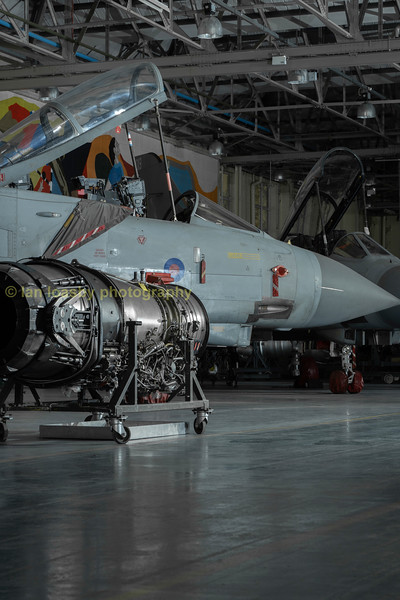 unidentified engines and Tornado GR4  ZA459